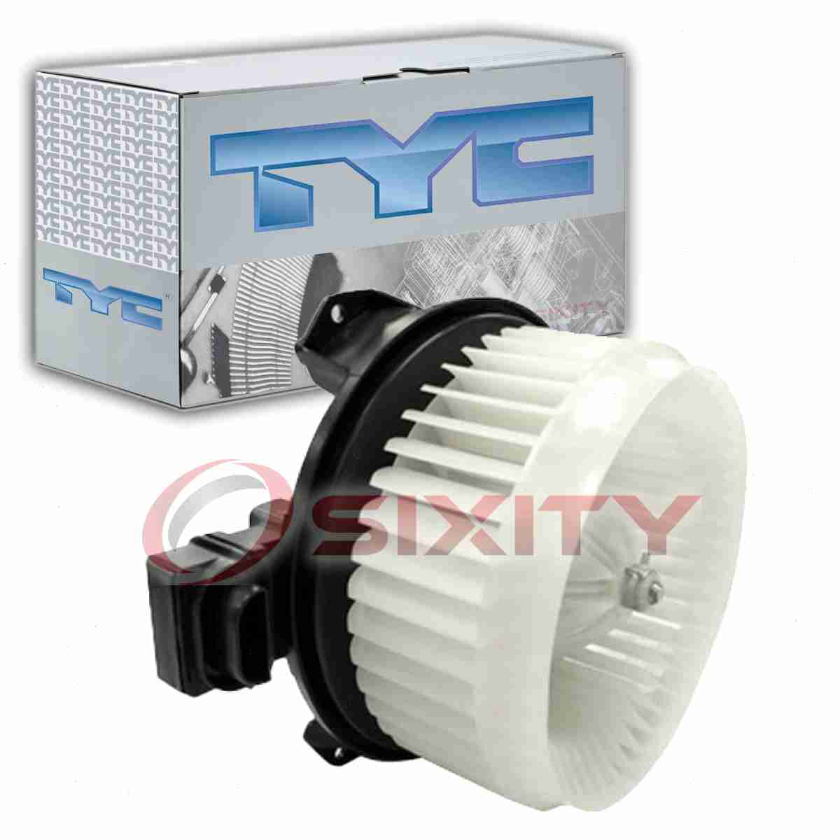 TYC Front HVAC Blower Motor for 2007-2014 Ford Edge  fs
