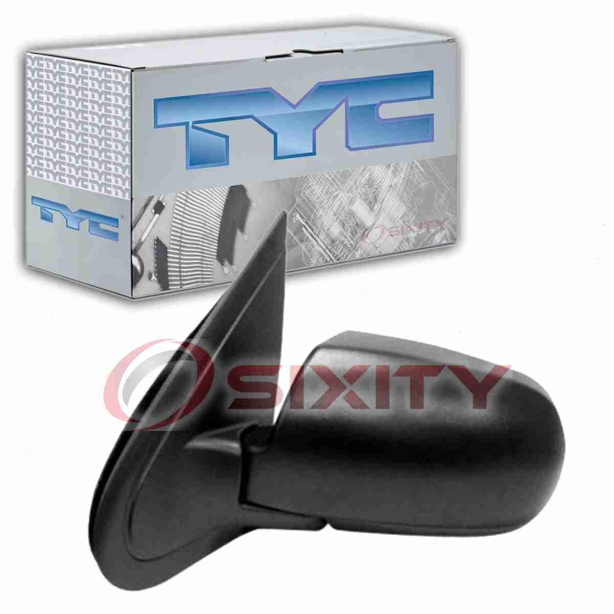 TYC Left Door Mirror for 2007-2013 Cadillac Escalade  va