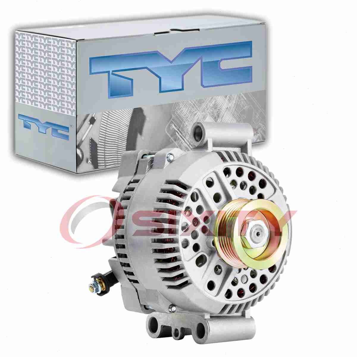 TYC Alternator for 1996-2004 Ford Explorer 4.0L V6 5.0L V8 qs