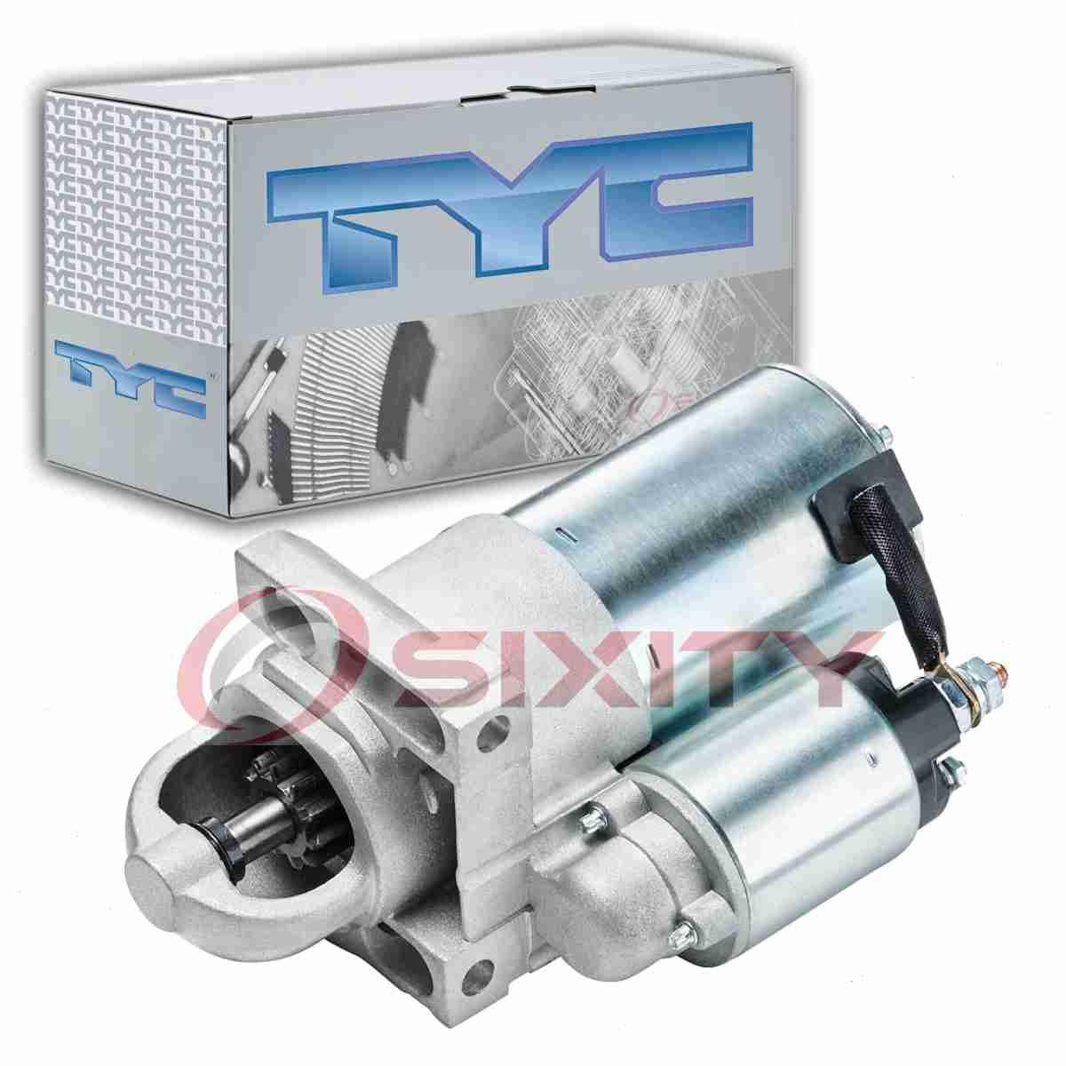 TYC Starter Motor for 1994-1999 Chevrolet C1500 5.0L V8 5.7L V8 hs