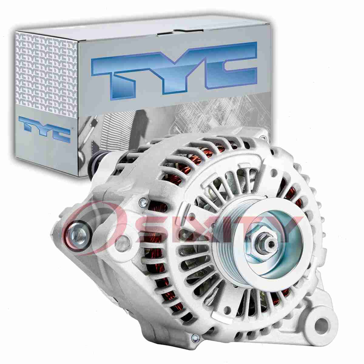 TYC Alternator for 2007-2009 Hyundai Santa Fe 3.3L V6 yb