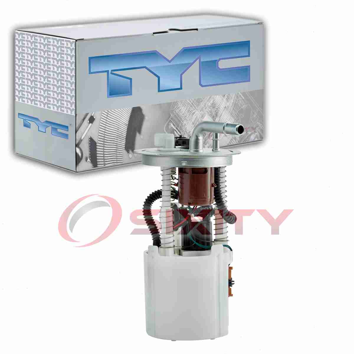 2005 Saab 9 7x Camshaft: TYC Fuel Pump Module Assembly