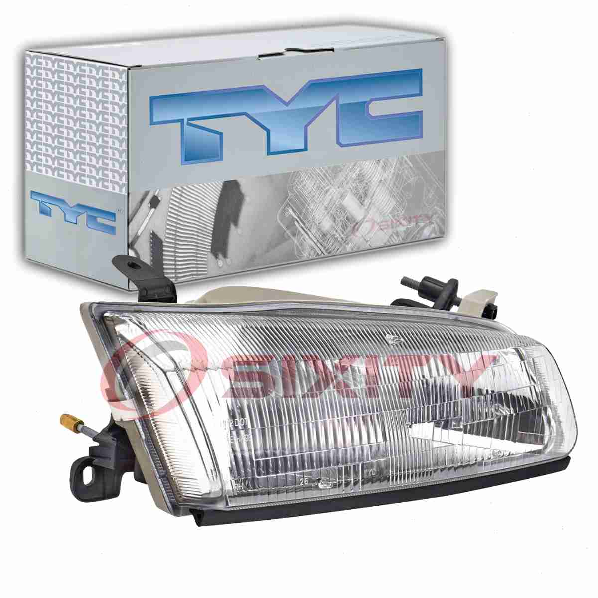 1999 Toyota Camry Headlight Diagram Wiring Diagrams Data Base 996 Tyc Right Assembly 1997 Uu Ebay Rh Com On Engine Schematic For