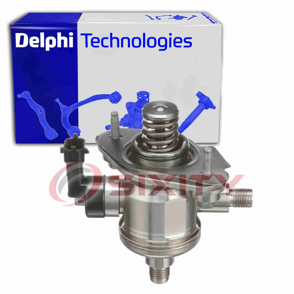 Details about Delphi Injection Fuel Pump for 2010-2017 GMC Terrain - High  Pressure Direct tl