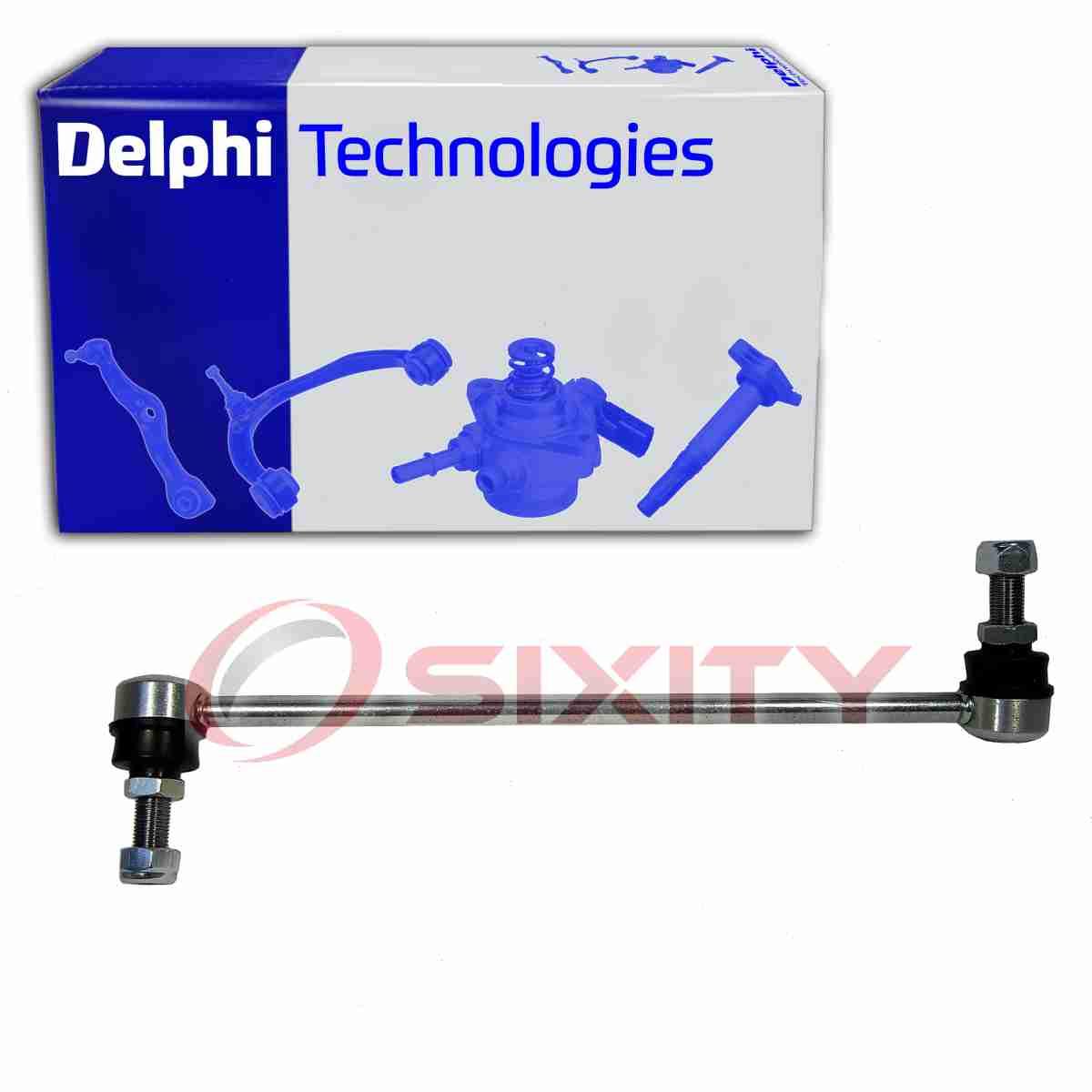 Delphi Front Left Suspension Stabilizer Bar Link for 2008-2013 Nissan Rogue hy