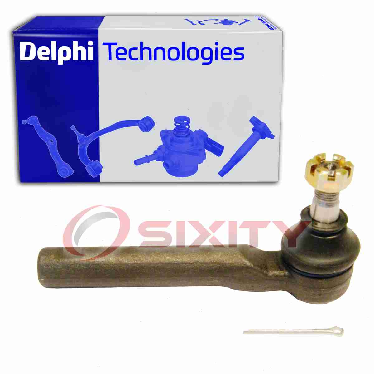 8c3989186c21 Details about Delphi Front Outer Steering Tie Rod End for 1998-2015 Subaru  Forester - po