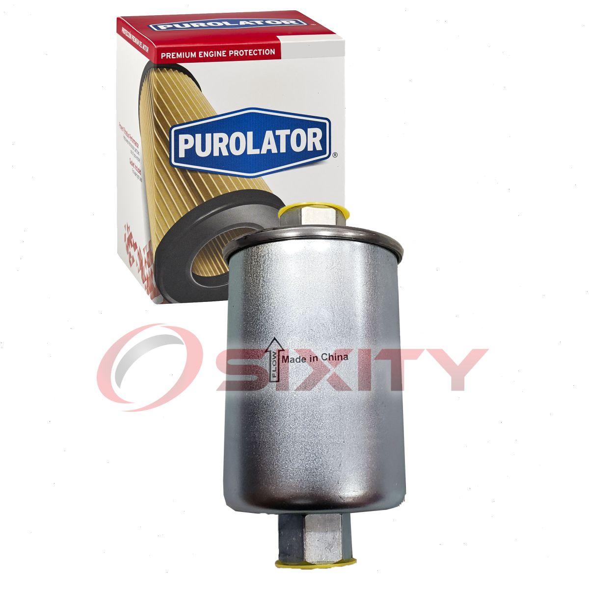 Purolator Fuel Filter for 40 40 Chevrolet Silverado 40 HD ...