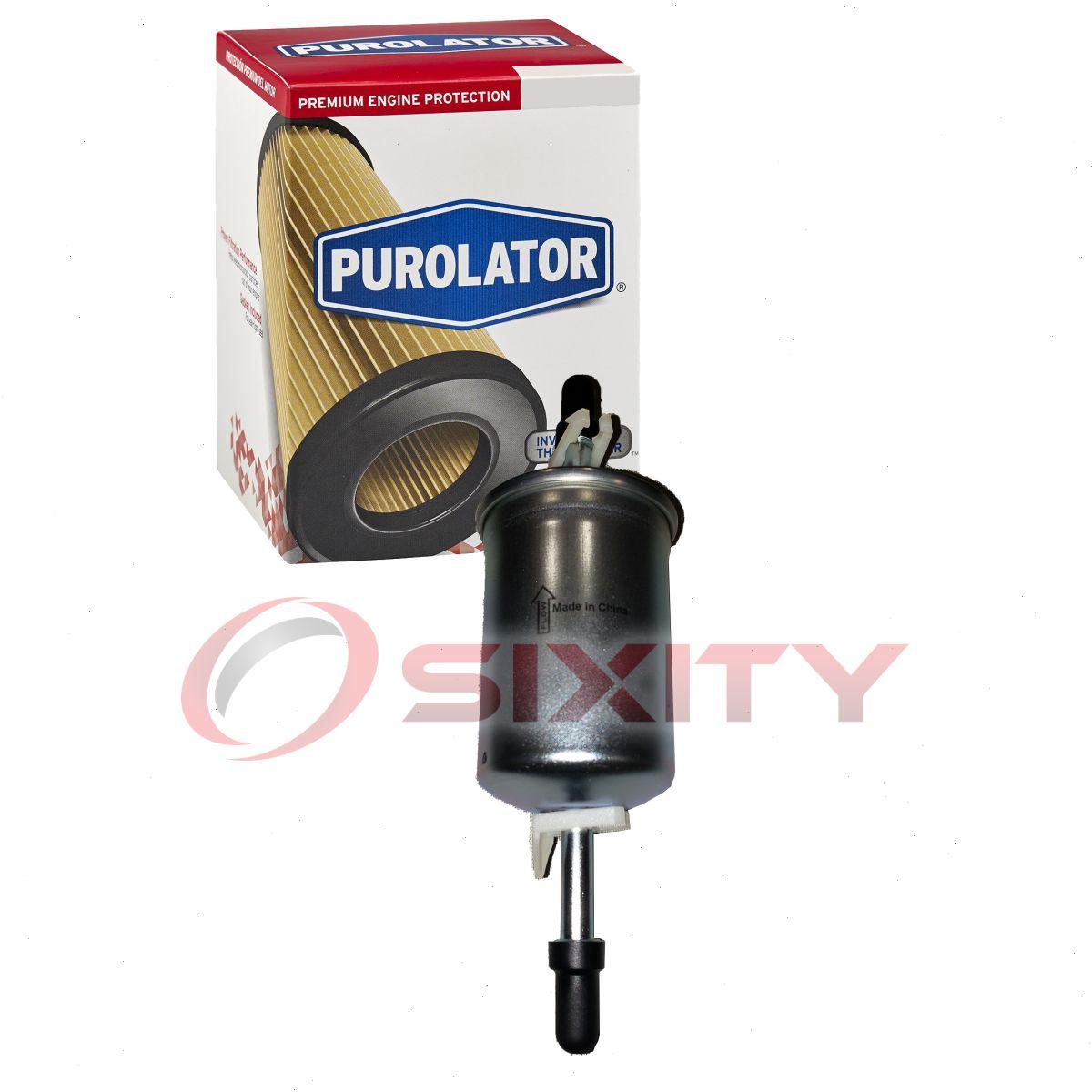 AC Delco Fuel Filter Gas New E150 Van E250 E350 E450 E550 Econoline GF643