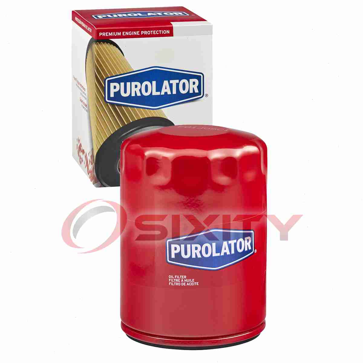 Long Life it Purolator ONE Engine Oil Filter for 2010-2017 GMC Terrain