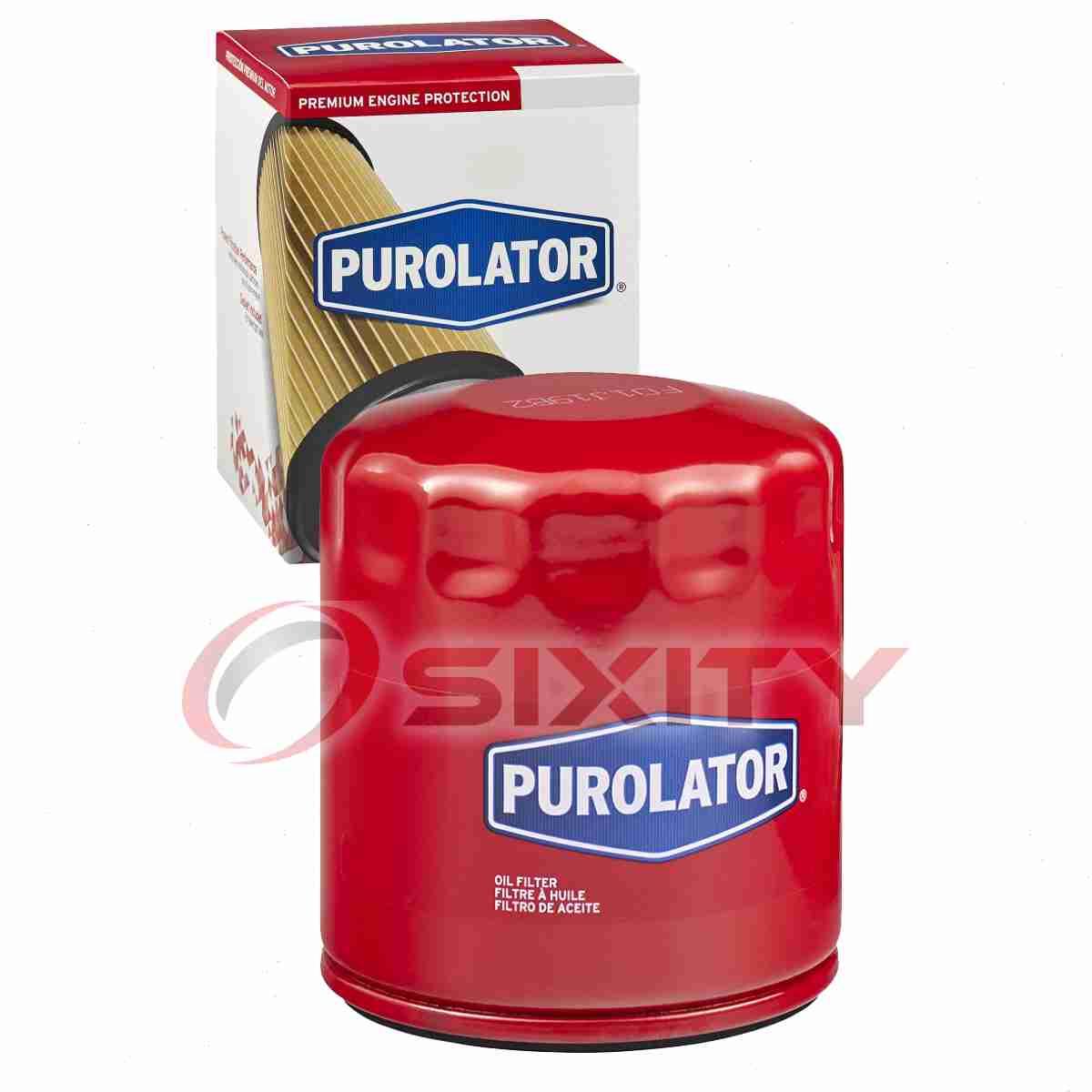 Purolator TECH Engine Oil Filter for 1993-2007 Jeep Grand Cherokee Long pw