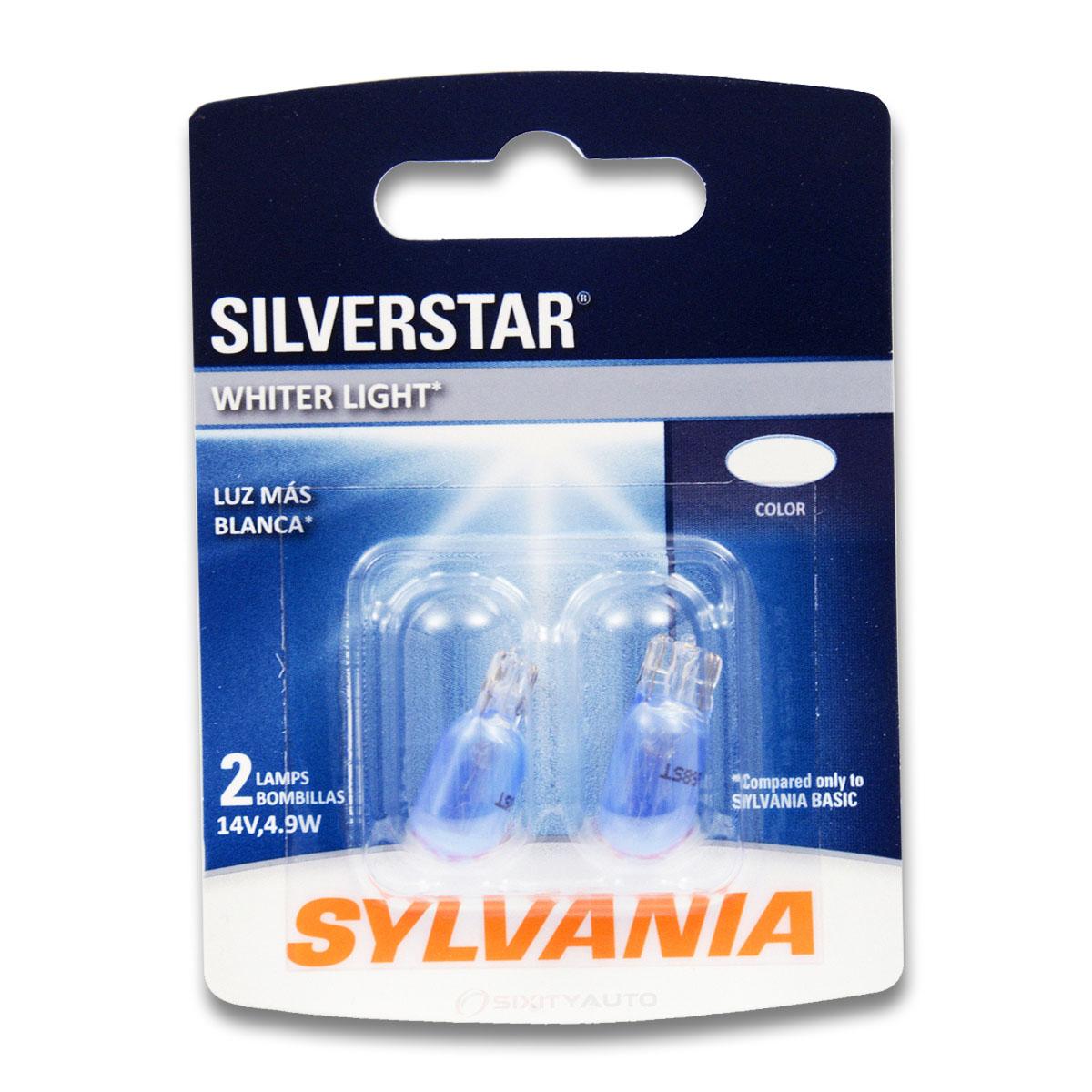Sylvania SilverStar Parking Light Bulb For Acura ILX