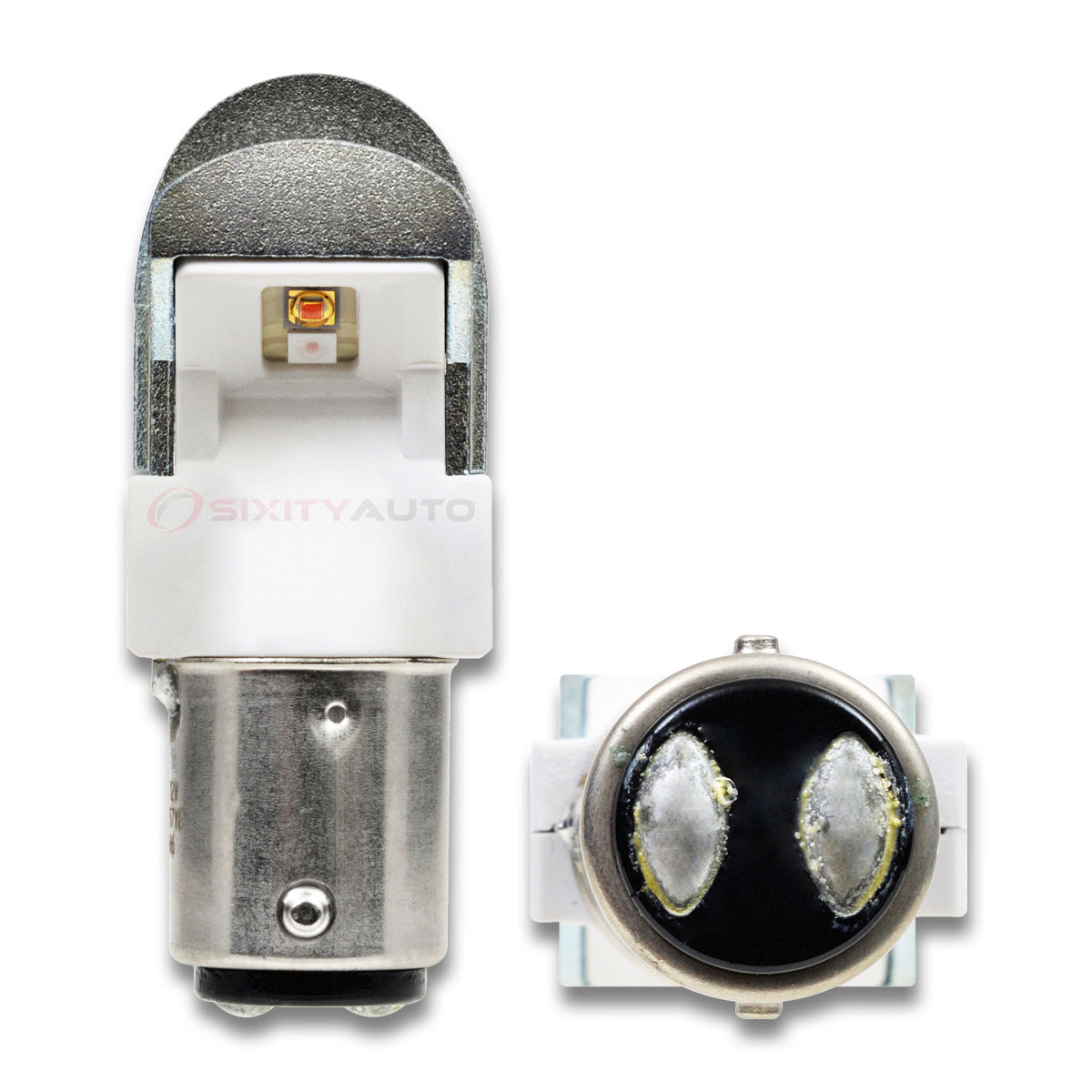 Sylvania Zevo Front Turn Signal Light Bulb For Honda Passport 1999 Accord Interior Led And Exterior Lights Allow Easy Replacement Of Dingy Yellow Incandescent Bulbs With A Brighter Whiter Sharper Source