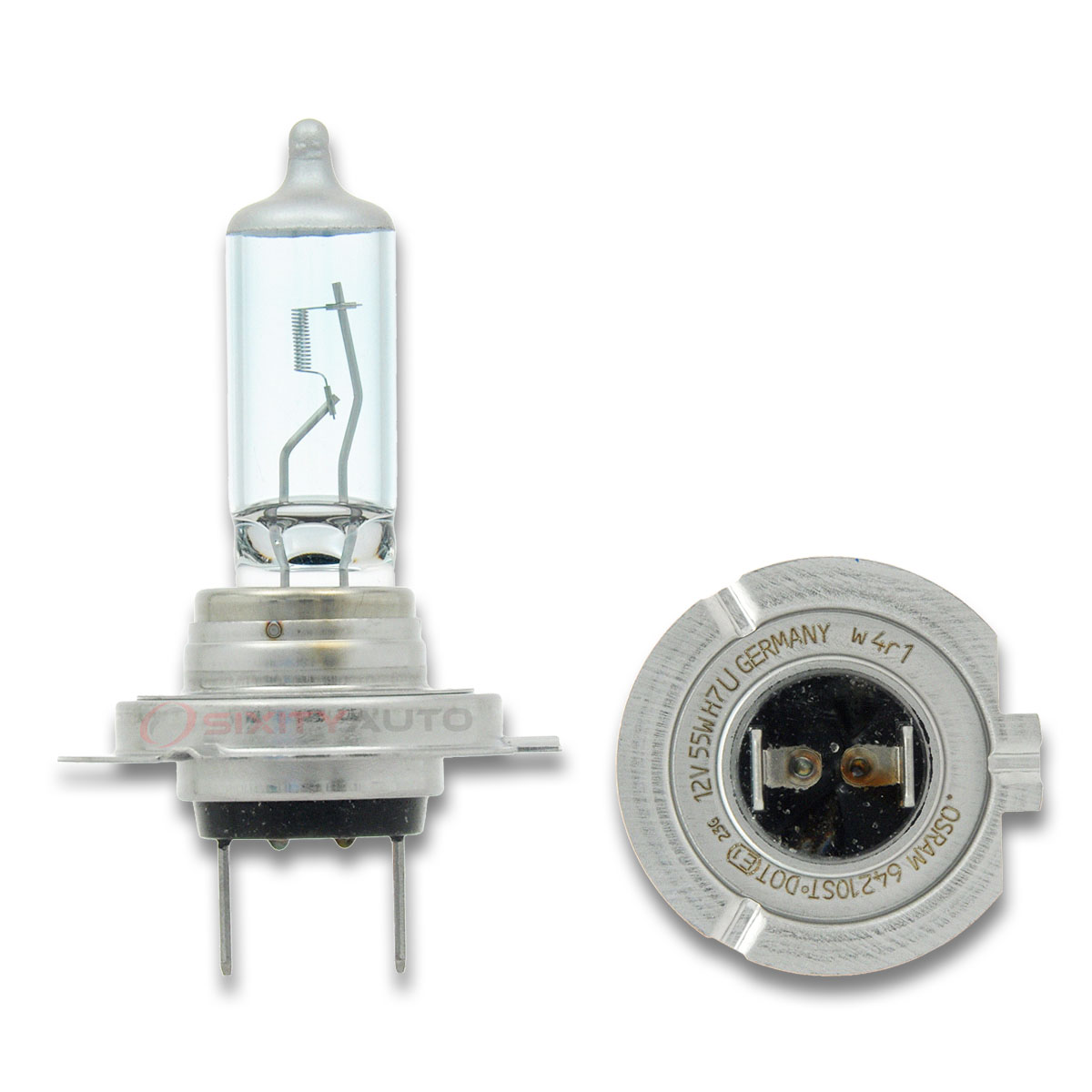 Sylvania silverstar low beam headlight bulb 1995 2016 for Mercedes benz low beam bulb