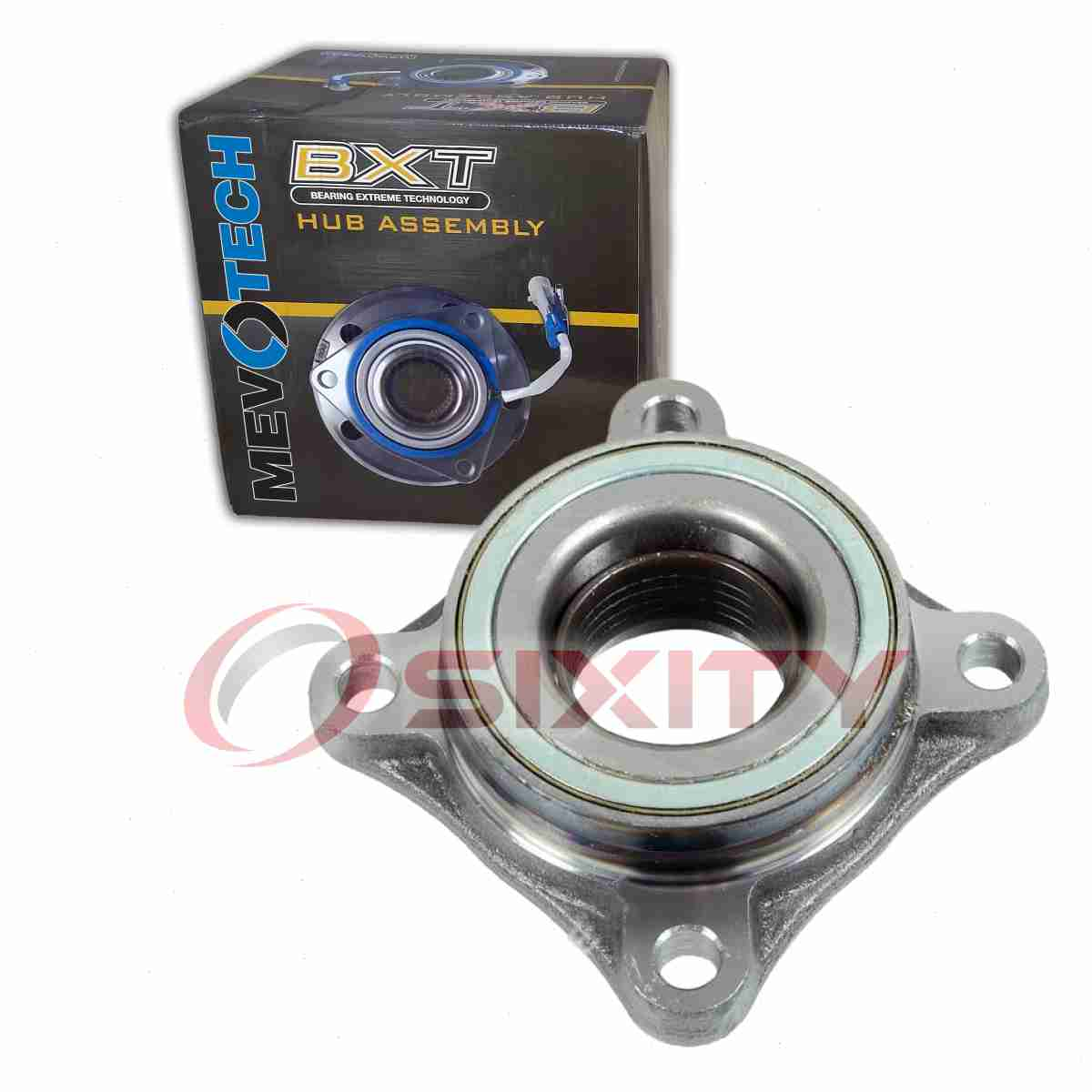 Mevotech BXT Front Wheel Bearing Hub Assembly for 2001-2005 Cadillac DeVille yh