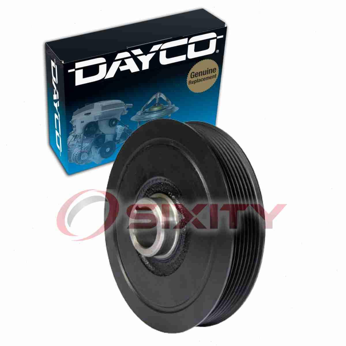PREMIUM OEM REPL POWERBOND Dayco PB1050N Harmonic Balancer