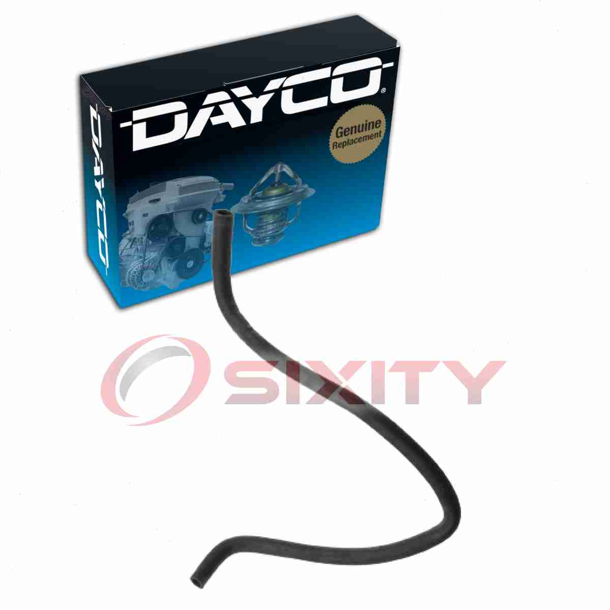 Heater Outlet Heater Hose For 1999-2004 Jeep Grand Cherokee 4.0L 6 Cyl Dayco