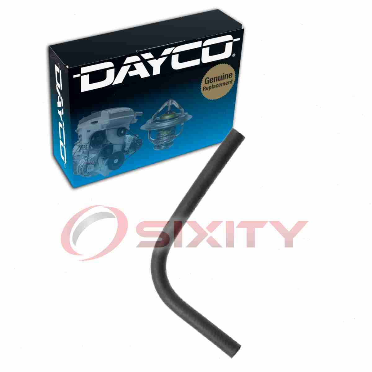 1992 Nissan Stanza Camshaft: Dayco Heater Hose For 1990-1992 Nissan Stanza