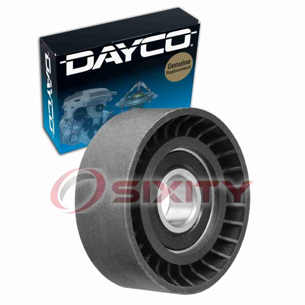 Dayco Drive Belt Tensioner Pulley for 2002-2015 Honda Civic 2.0L 2.4L L4 hg