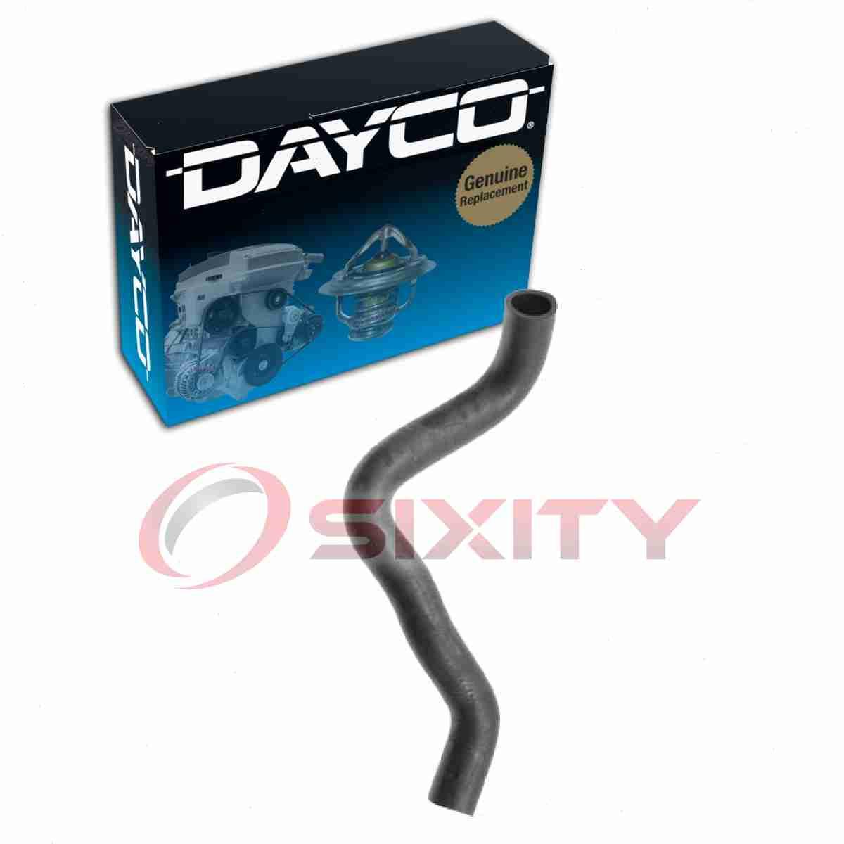 Dayco Upper Radiator Hose for 2005-2006 Chevrolet Uplander 3.5L V6 - Engine mp