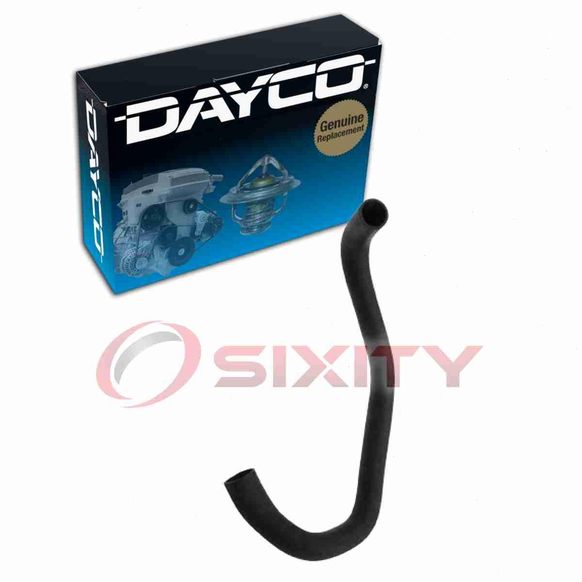 Engine uk Dayco Lower Radiator Hose for 2005-2016 Chrysler 300 5.7L V8