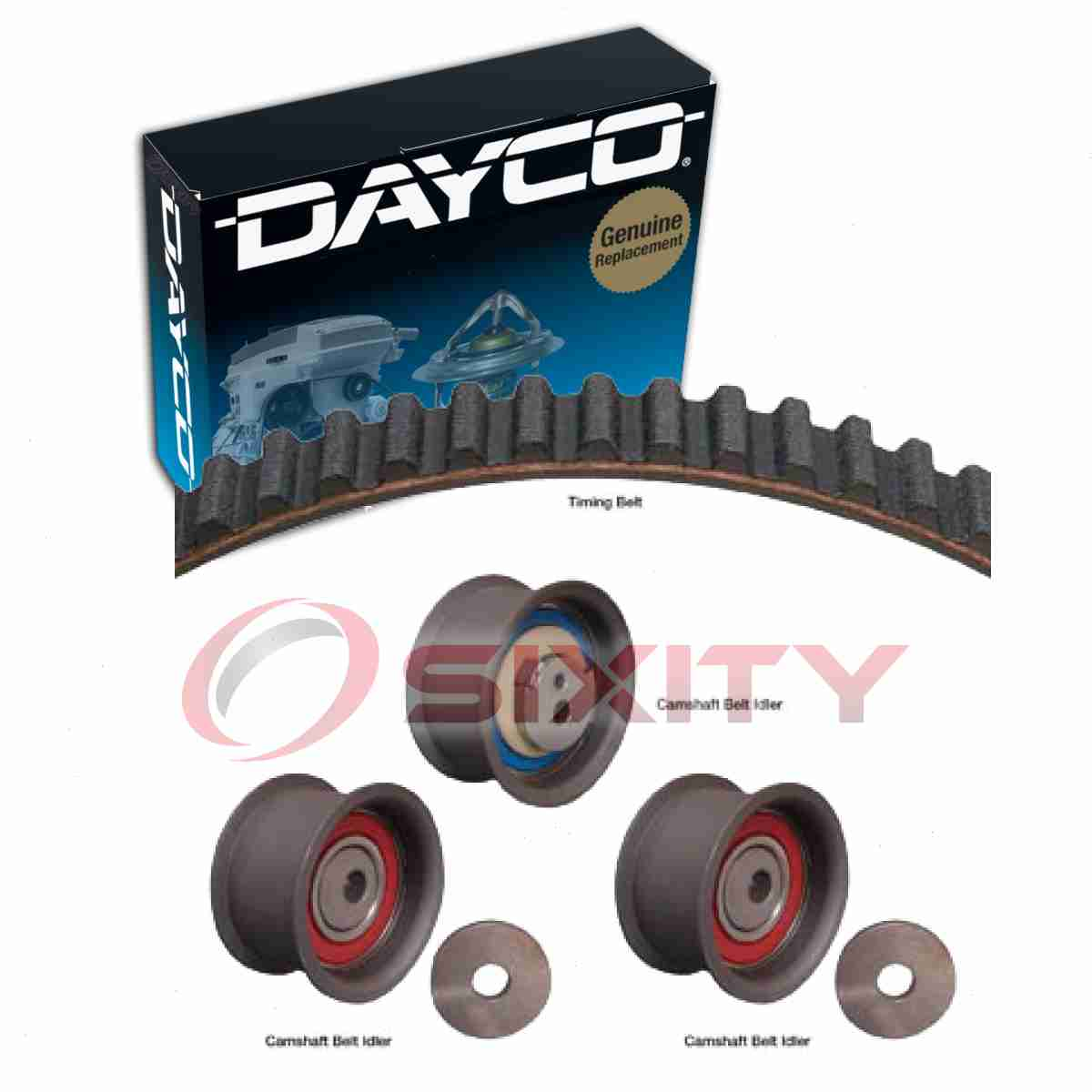 Which timing belt is better