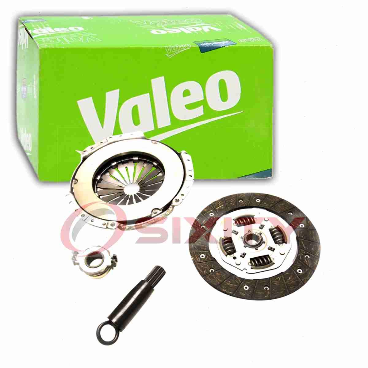 Valeo Clutch Kit For 2002-2004 Mini Cooper 1.6L L4