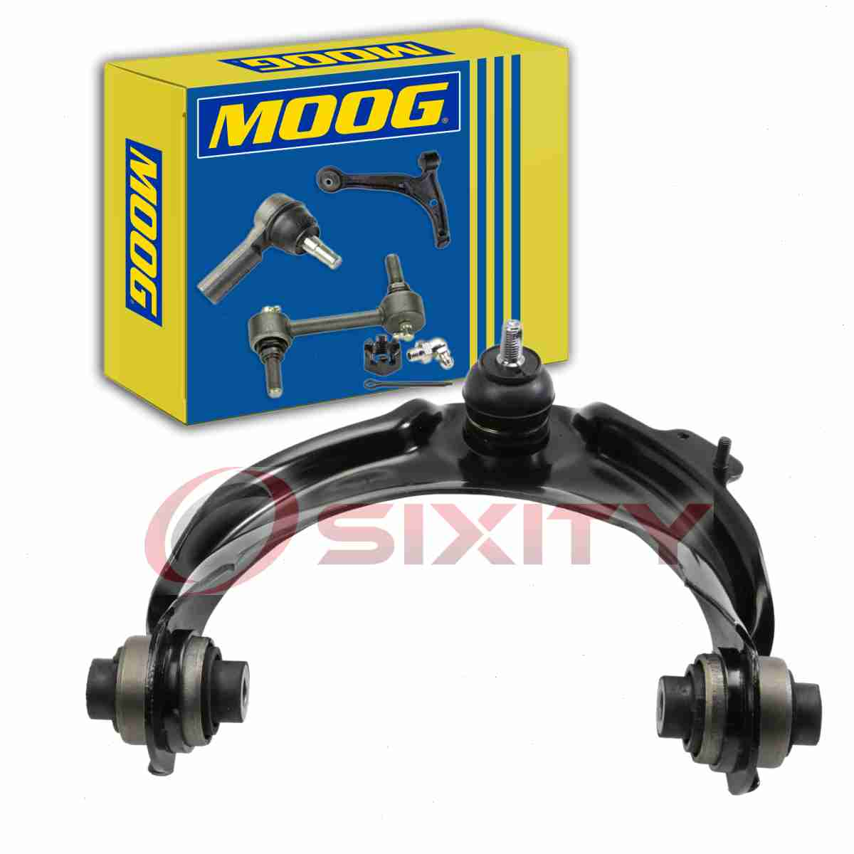 MOOG Front Left Lower Forward Suspension Control Arm Ball Joint for mj