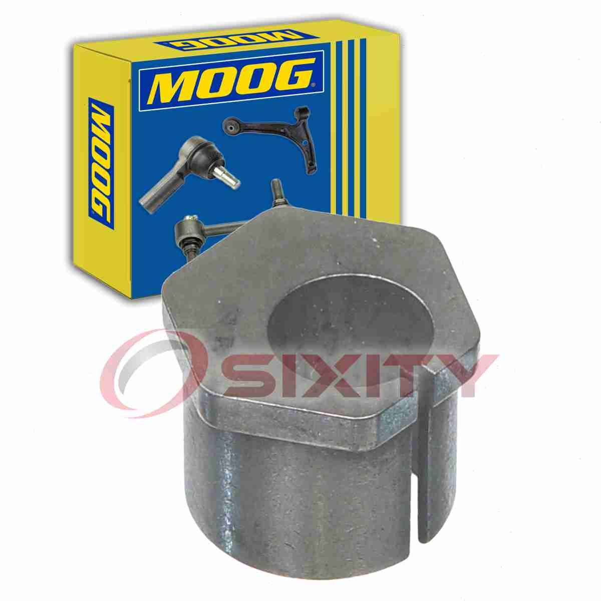 Camber Bushings For Ford F-150 1987-1996 MOOG Front 2 Of Alignment Caster