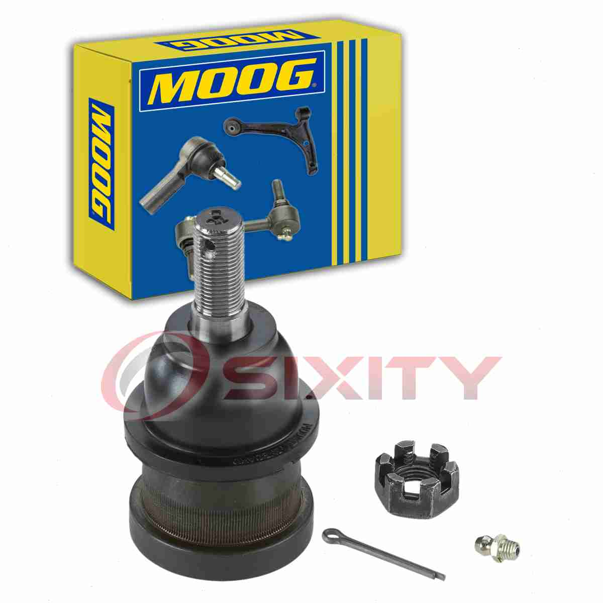 QuickSteer Front Right Lower Suspension Ball Joint for 1962-1976 Dodge Dart ms
