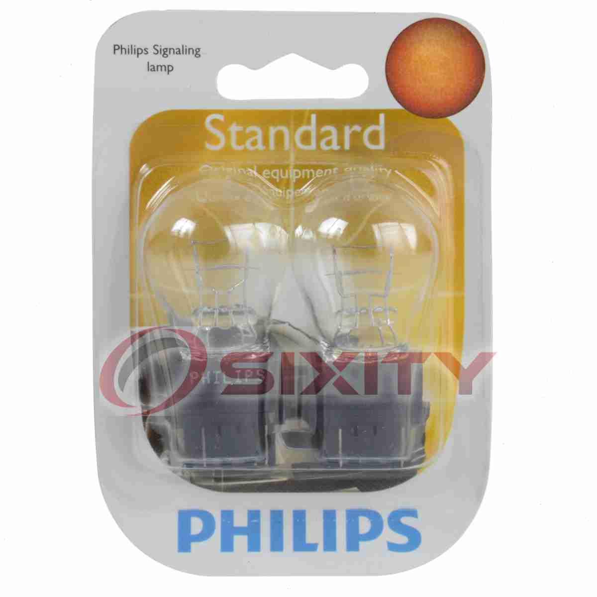 Philips Rear Turn Signal Light Bulb For Pontiac Aztek G5