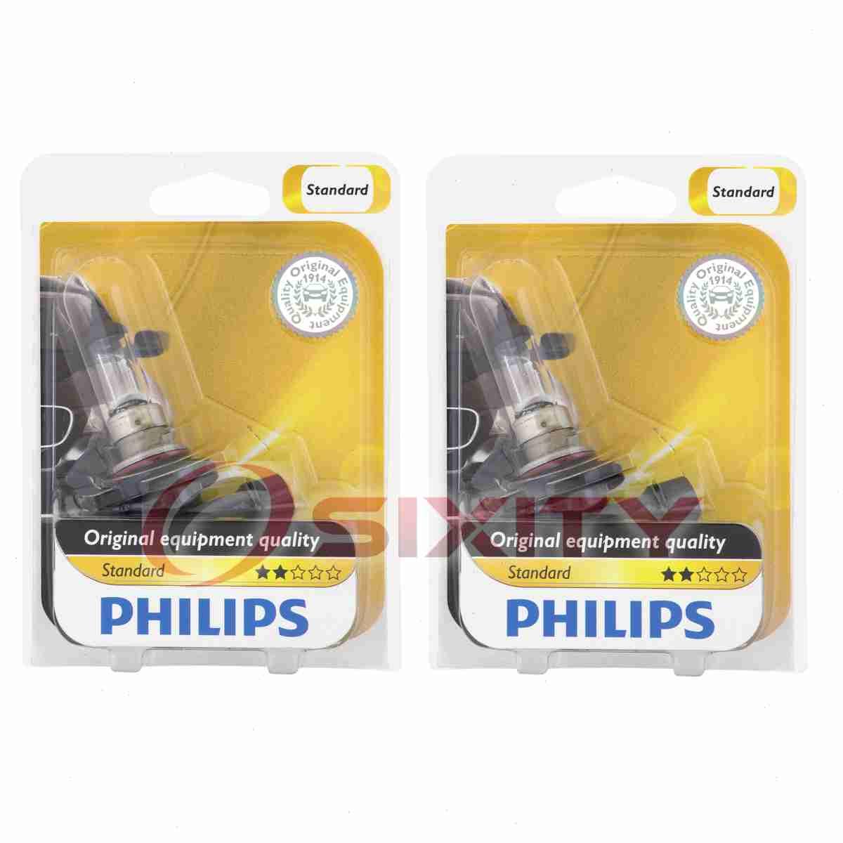 Philips Front Fog Light Bulb for Toyota 4Runner RAV4 Corolla Sequoia Tundra tv