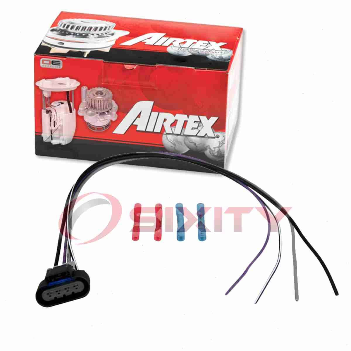 Airtex has manufactured fuel delivery, cooling, and electrical parts since  1935 and delivers unmatched quality that improves upon the design and  performance ...