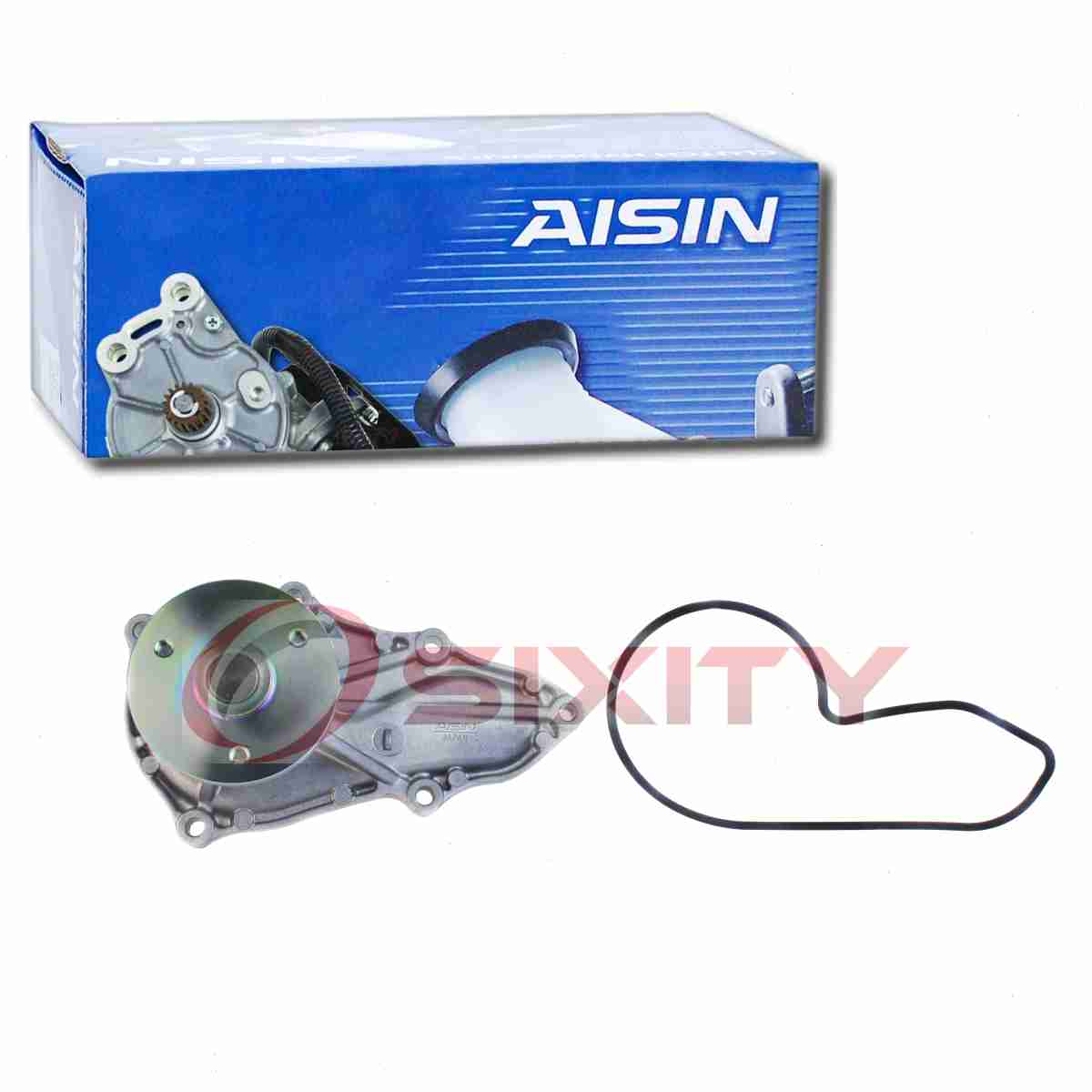 AISIN Engine Water Pump for 2002-2006 Honda CR-V 2.4L L4 Coolant Antifreeze op