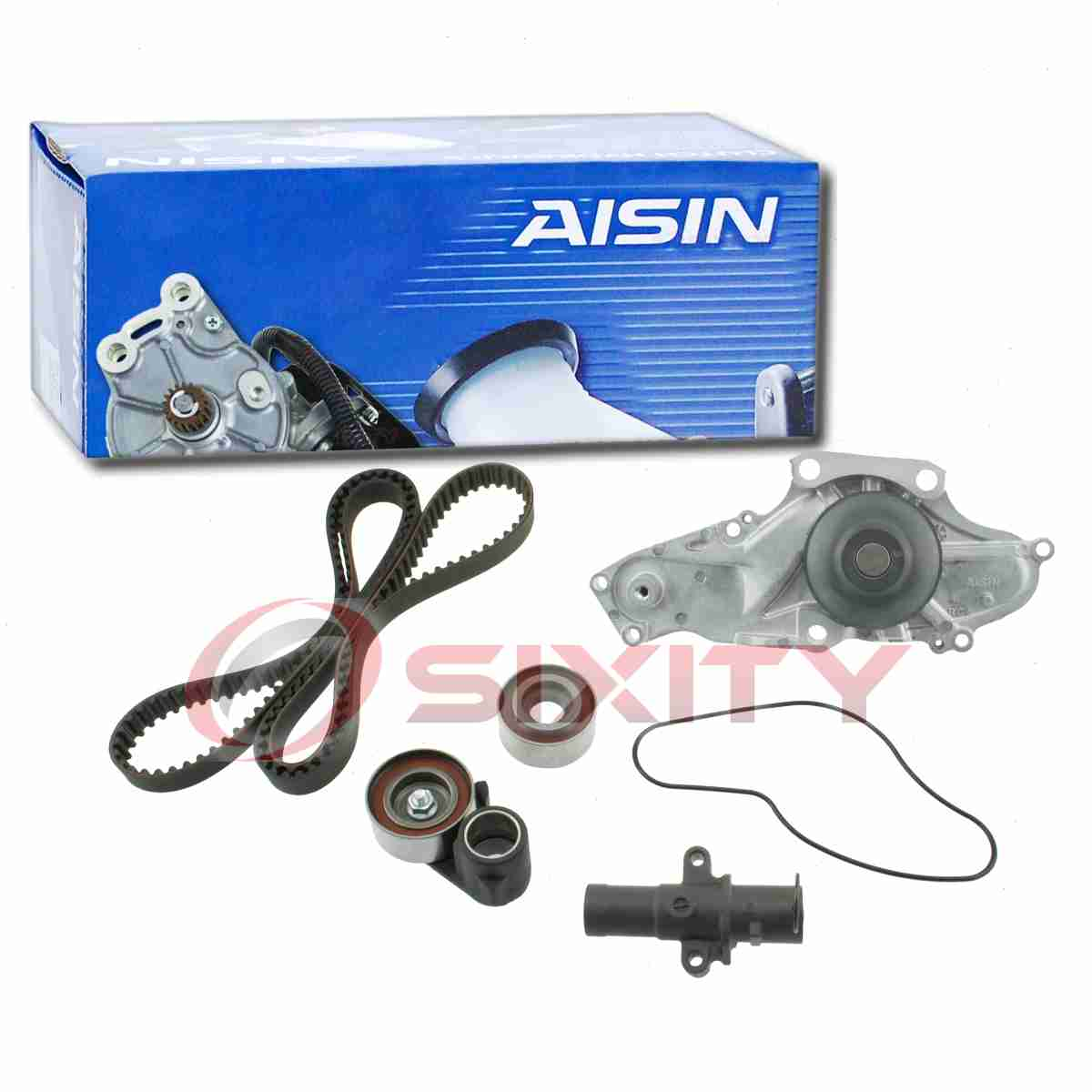 AISIN Engine Timing Belt Kits With Water Pumps Are A Direct, OEM  Compatible, Drop In Replacement For Your Vehicle. Utilizing The Experience  And Knowledge ...