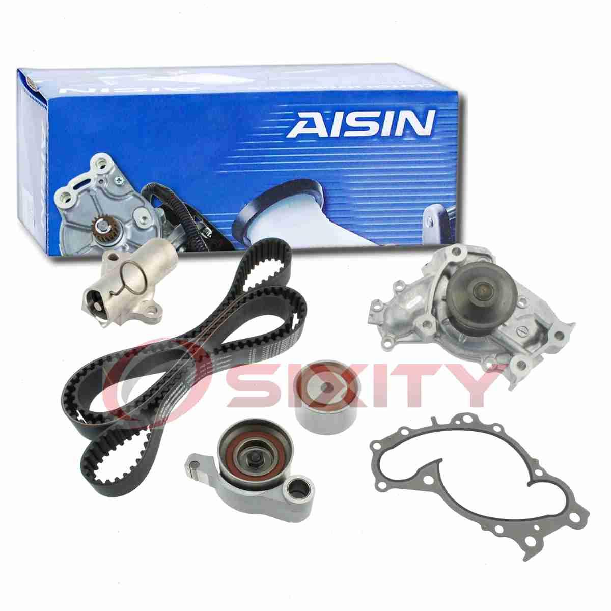 nv AISIN Timing Belt Kit w// Water Pump for 2006-2008 Lexus RX400h 3.3L V6