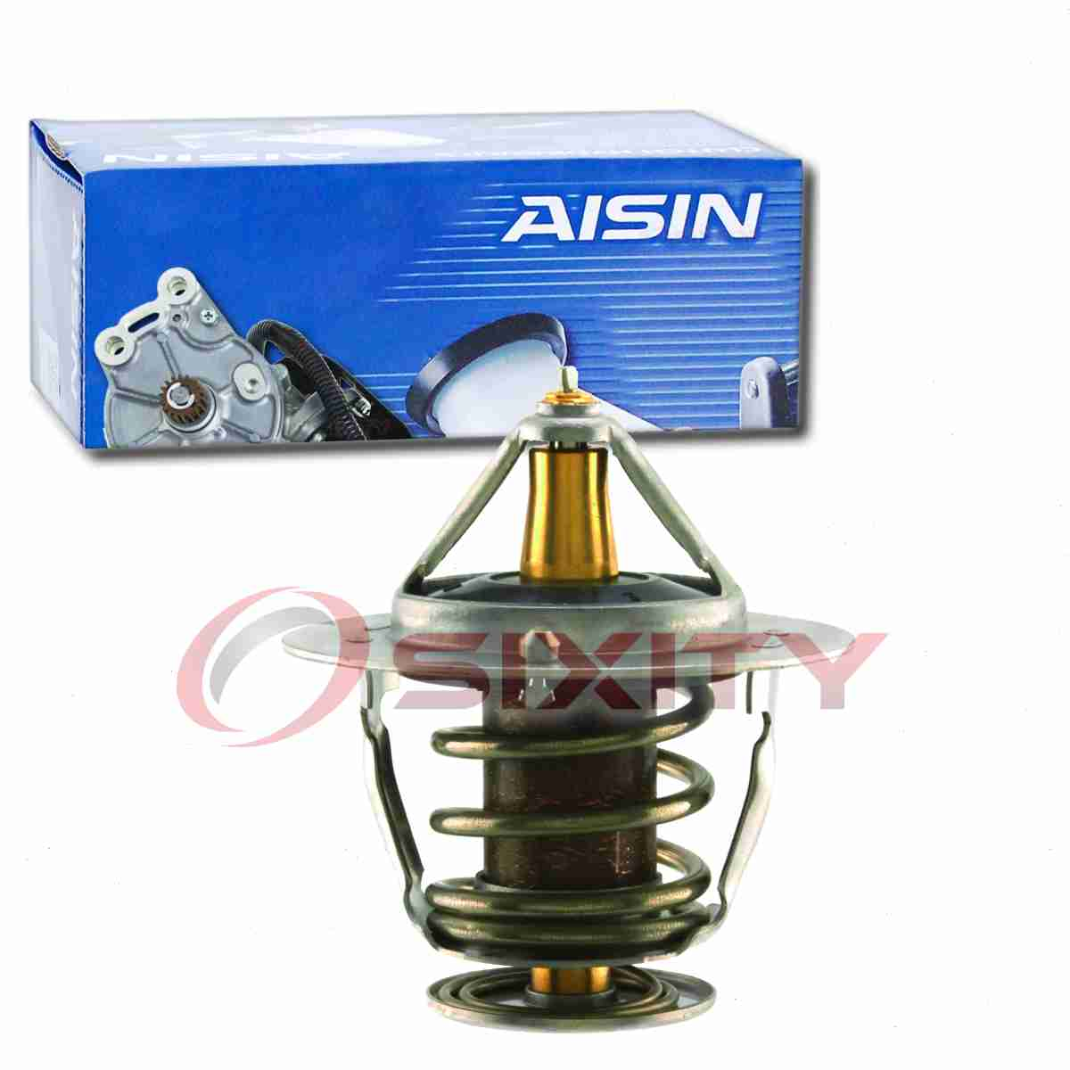 AISIN Coolant Thermostat Gasket for 1998-2007 Toyota Land Cruiser 4.7L V8 gm