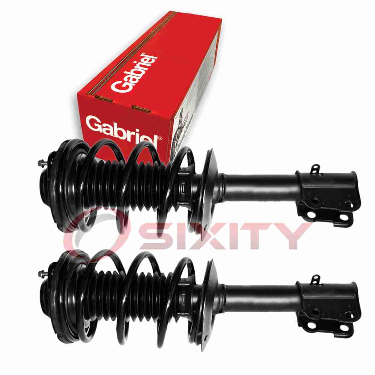Gabriel G57065 ReadyMount Complete Loaded Strut Assembly