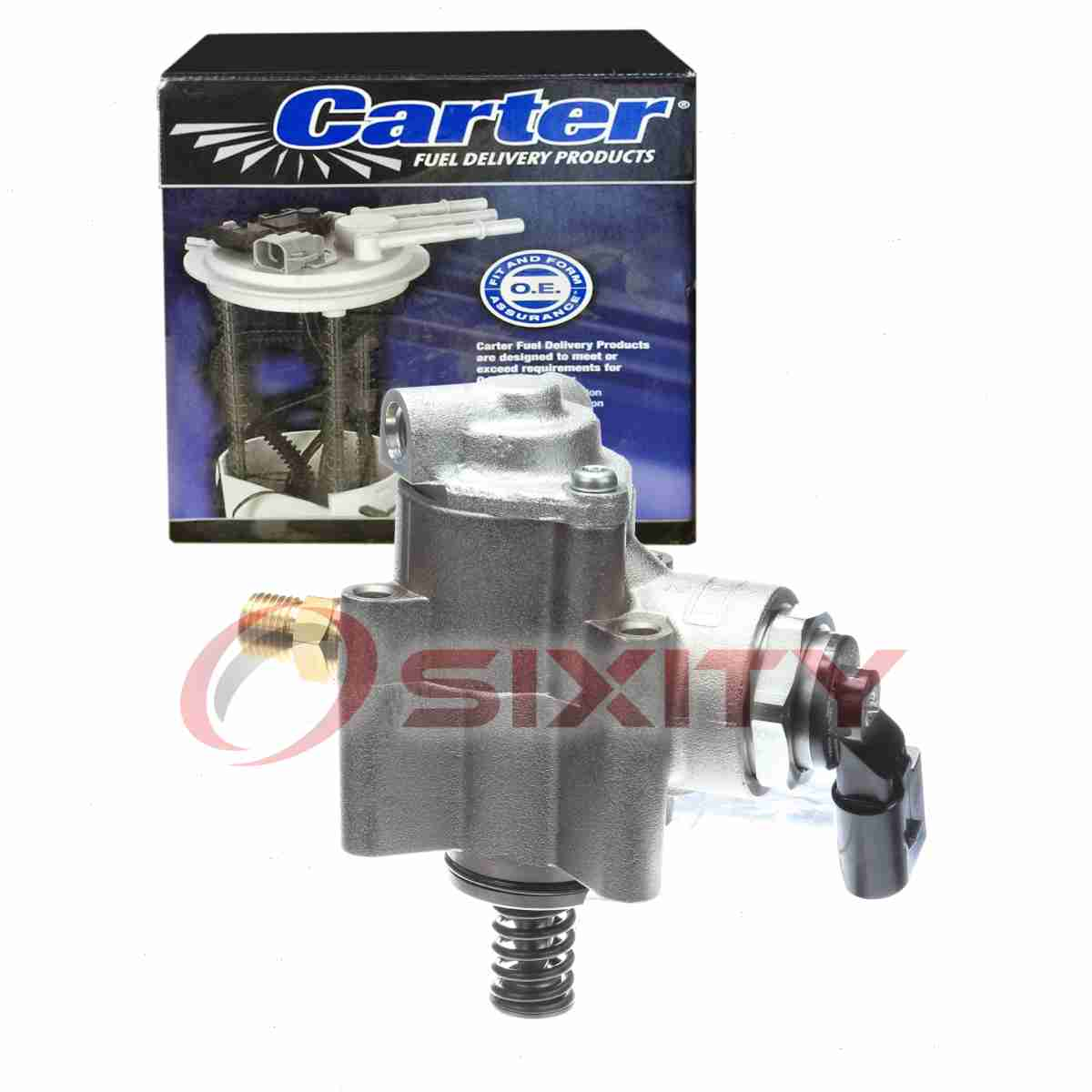 Details about Carter High Pressure Fuel Pump for 2005-2009 Audi A4 Quattro  2 0L L4 - er