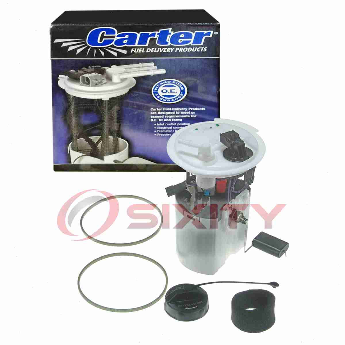 Electric Fuel Pump Module Assembly for Chrysler Pacifica 2004 2005 2006 V6 Left