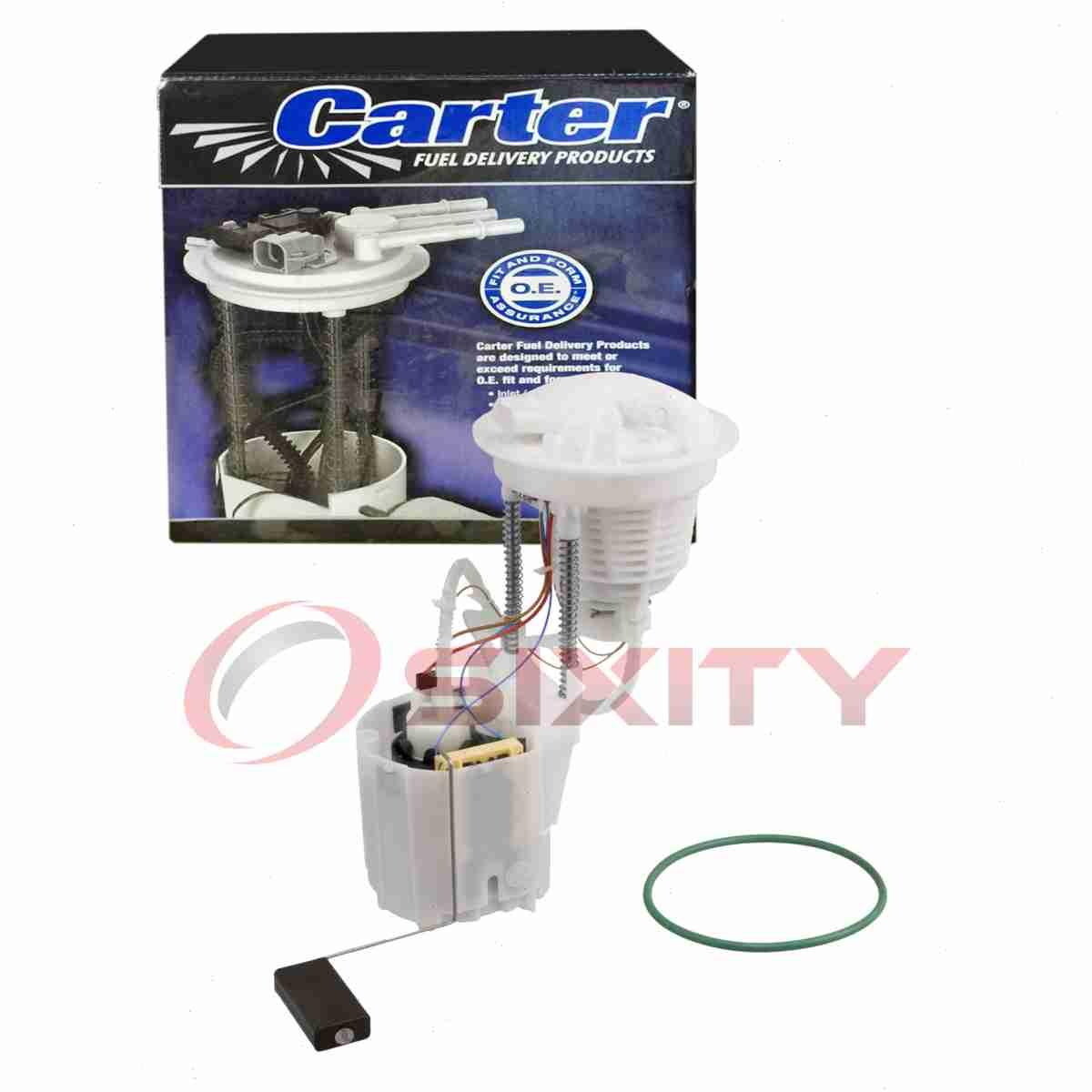 Carter Fuel Pump Module for 2004-2007 Dodge Durango 3.7L V6 4.7L 5.7L V8 fc