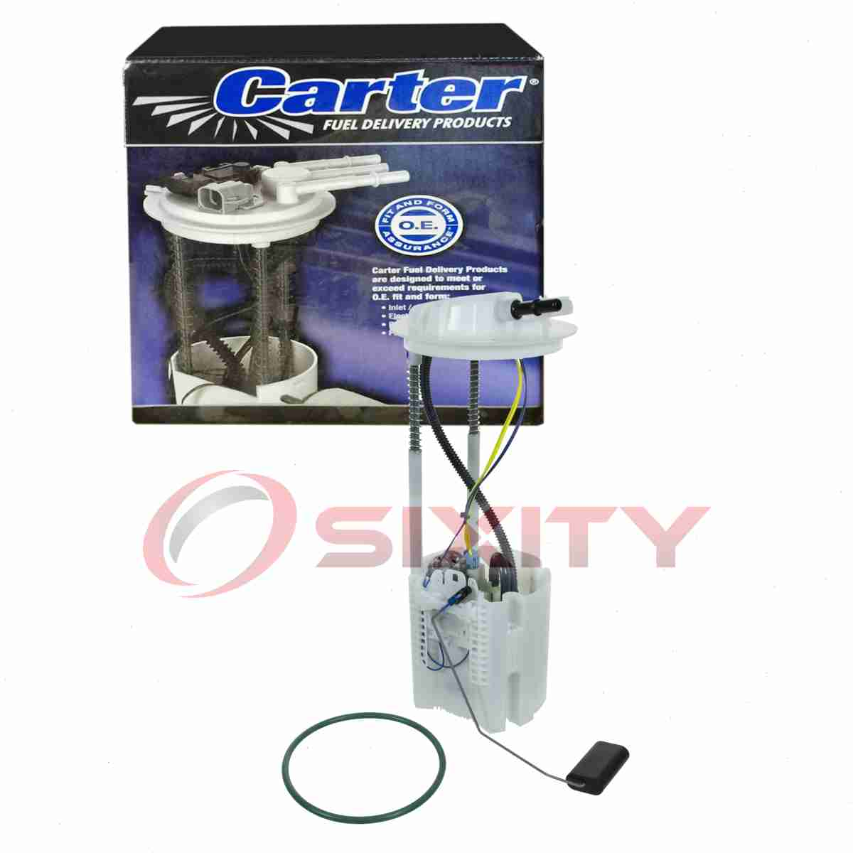 New Herko Fuel Pump Module Assembly 233GE For Dodge Ram 1500 09-10