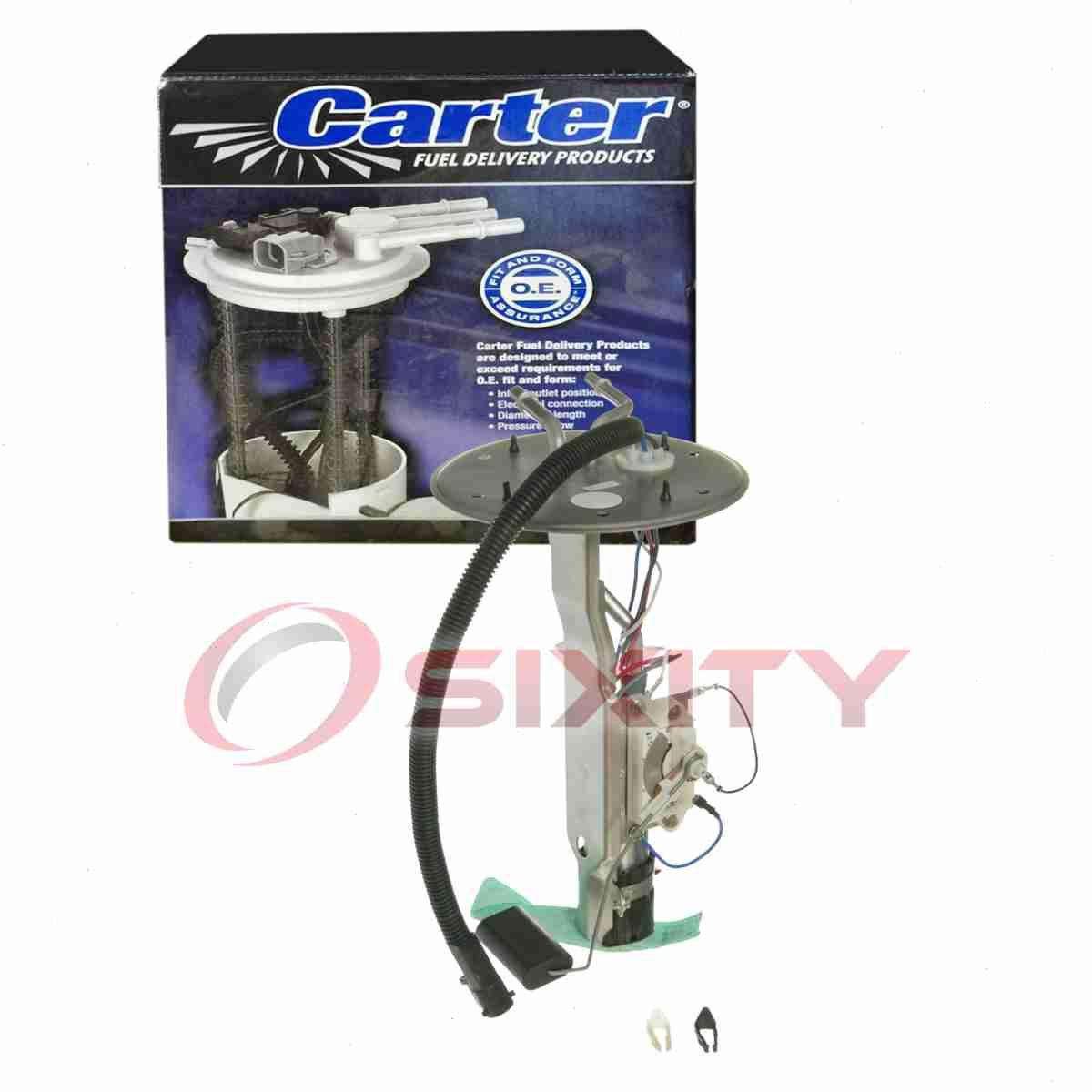 Electric Fuel Pump compatible for 1999-2002 Ford E-150 Econoline V6-4.2L 4.6L
