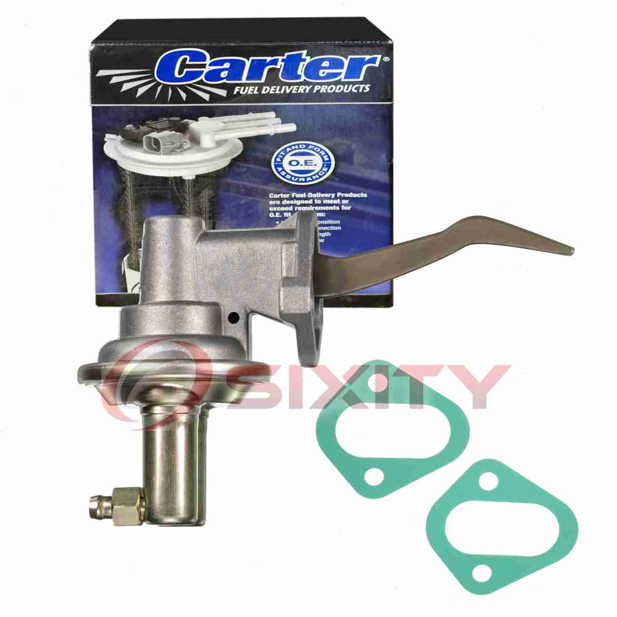 Carter Fuel Pump for 1967-1969 Ford Mustang 6.4L V8 Mechanical Gas Diesel wn