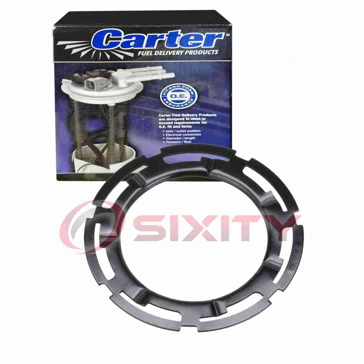 Carter Fuel Tank Lock Ring for 2004-2009 Hummer H2 6.2L 6.0L V8 Pump Gas yi
