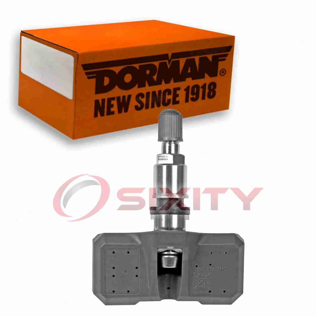 Dorman TPMS Programmable Sensor for Acura TL 2006-2012 Tire Pressure bb