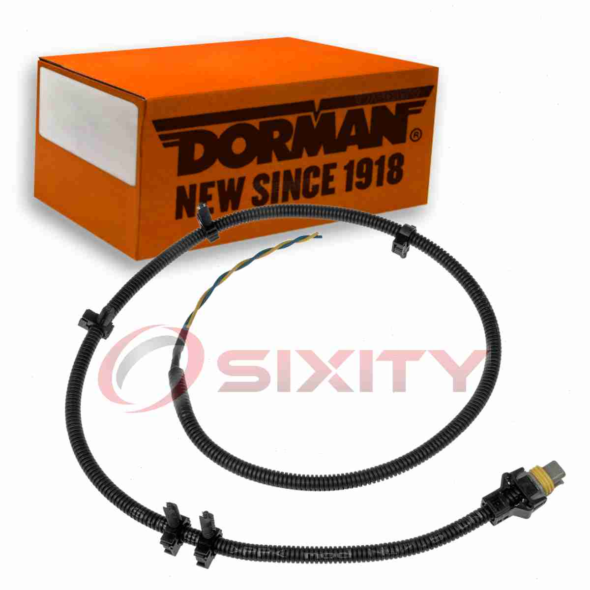 Details about Dorman Front Left ABS Sd Sensor Wiring Harness for Chevy on