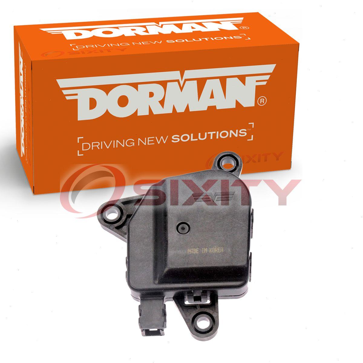 For Ford Lincoln Mercury Driver Left Main HVAC Heater Blend Door Actuator Dorman