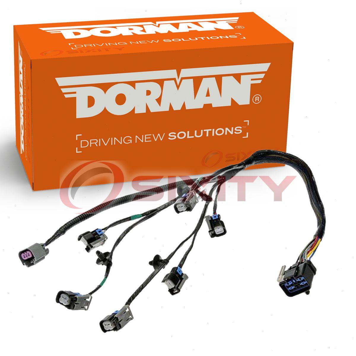 Dorman OE Solutions Dorman 911-089 Fuel Injector Wiring Harness