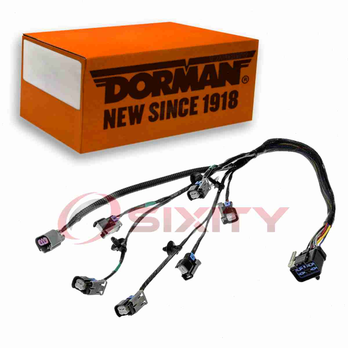 Details about Dorman Fuel Management Wiring Harness for Dodge Caravan on