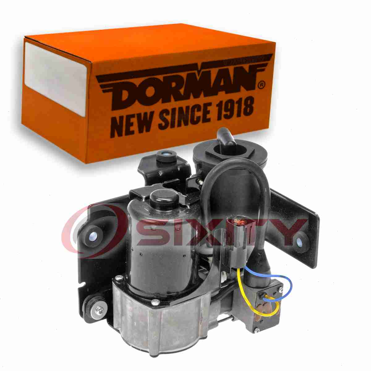 Dorman Air Suspension Compressor For Lincoln Navigator